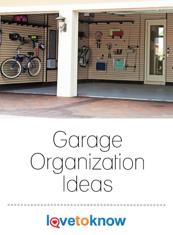 305 best home images on pinterest for Maximize garage storage