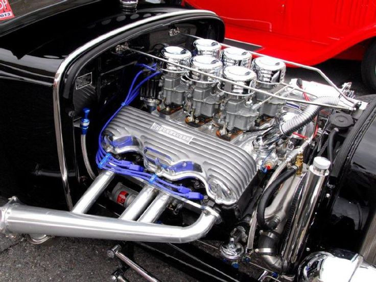 18 Best 409 Chevy Engines Images On Pinterest Old Cars