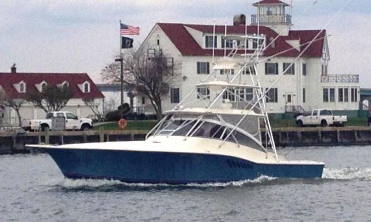 2004 Albemarle 410 Express Fisherman Power Boat For Sale - www.yachtworld.com