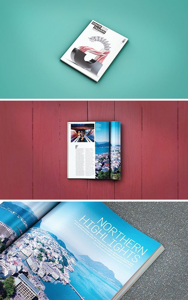 50 Free Magazine Psd Mockups You Absolutely Need In 2020 Mockup