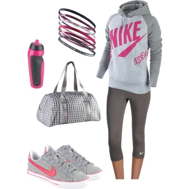 Nike Workout Gear