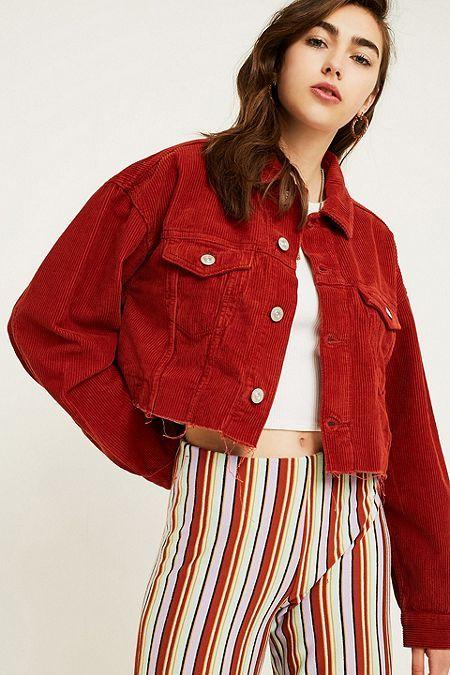UO Leather + Suede Mini Backpack   Sherpa denim jacket ...