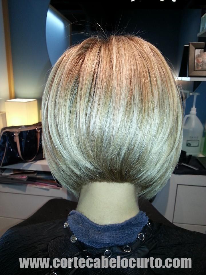 Linda nuca!  #cabeloscurtos #pelocorto