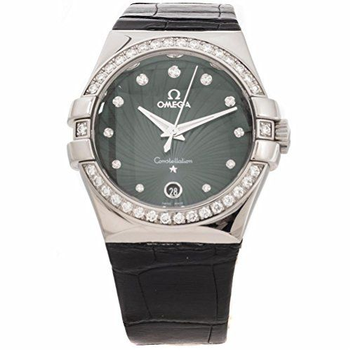 Omega Constellation quartz womens Watch 123.18.35.60.56.001 (Certified Pre-owned...