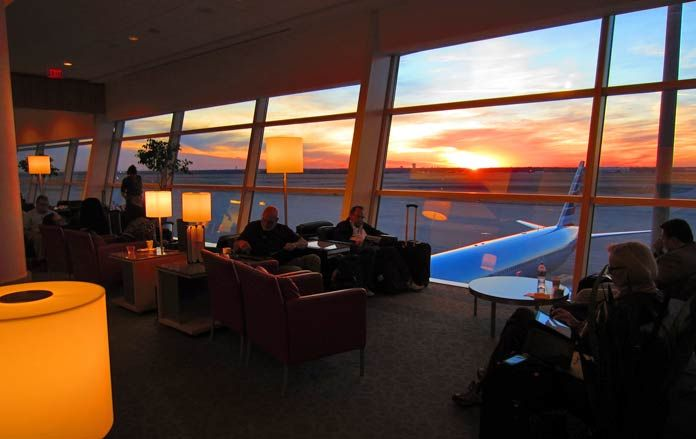 Detailed guide on how to get airport lounge access. From airline clubs to independent lounges and Priority Pass, we show you all the best ways to get in.