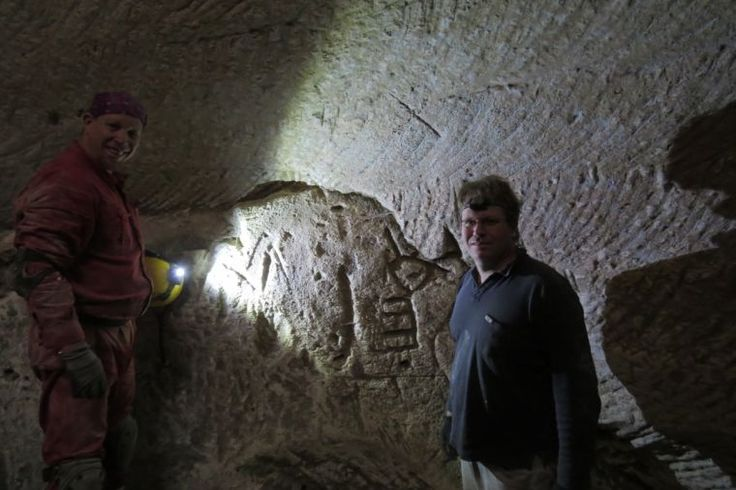 Rare Christian Cross And Menorah Engraving From Time Of Christ Discovered In Israel | Christian News on Christian Today