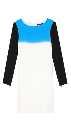 for the Arts District... an arty Tibi dress