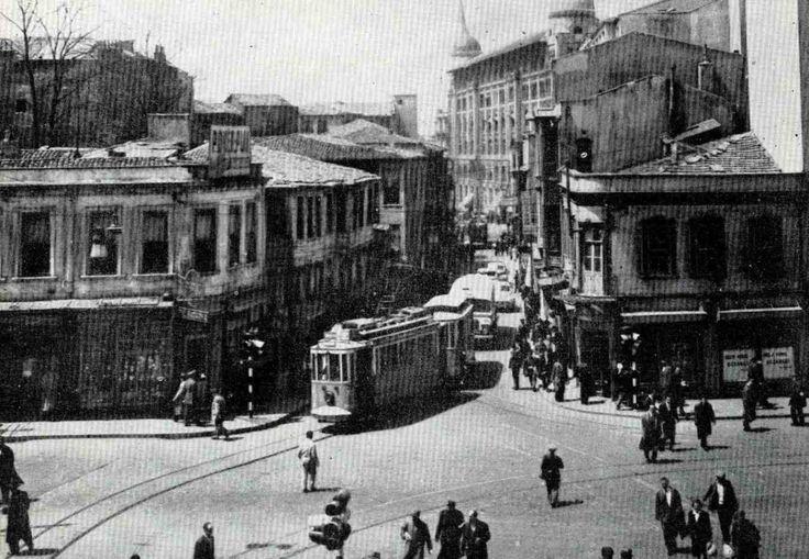 Eski İstanbul: Bahçekapı