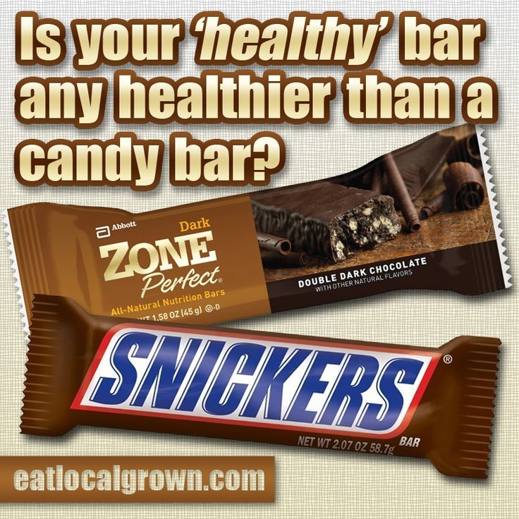 Whatever you call them- health bars, nutrition bars, energy bars, or power bars – they lead you to believe they are the perfect snack containing the optimal balance of protein, carbs, and fats. Let's take a look.