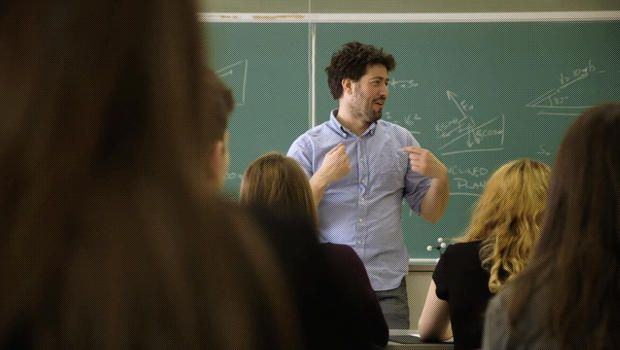 How One Teacher Is Making High School--and Physics--Fun by Gamifying The Classroom