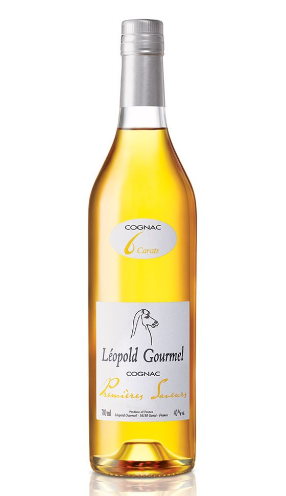The Leopold Gourmel Premieres Saveurs 6 Carats #cognac is the perfect introduction into the world of natural cognacs. Because the wine is richer and stronger, the 'fat' distillation retains the beautiful aromas and concentrates the richness into the cognac. Enjoy this after lunch or early evening paired with an espresso.