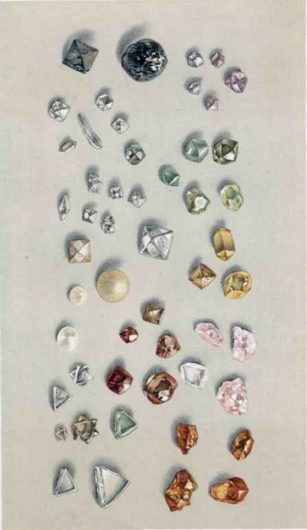 Diamond Mines of South Africa