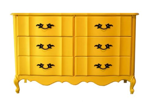 14 Best Images About Bright Color Painted Furniture On