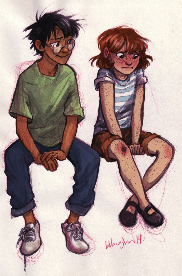 """""""this 12 year old describes a girl as """"glowing like the setting sun"""" when she blushes and people wonder why they ended up married..."""" - by Burdge"""