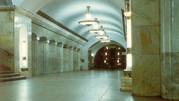 "Станция метро ""Курская"". Архив"