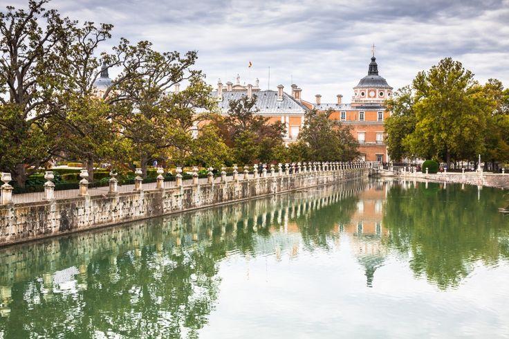 Pueblos con encanto cerca de Madrid: Aranjuez