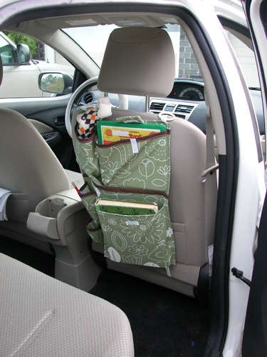 Instructions For Nifty Car Organizer