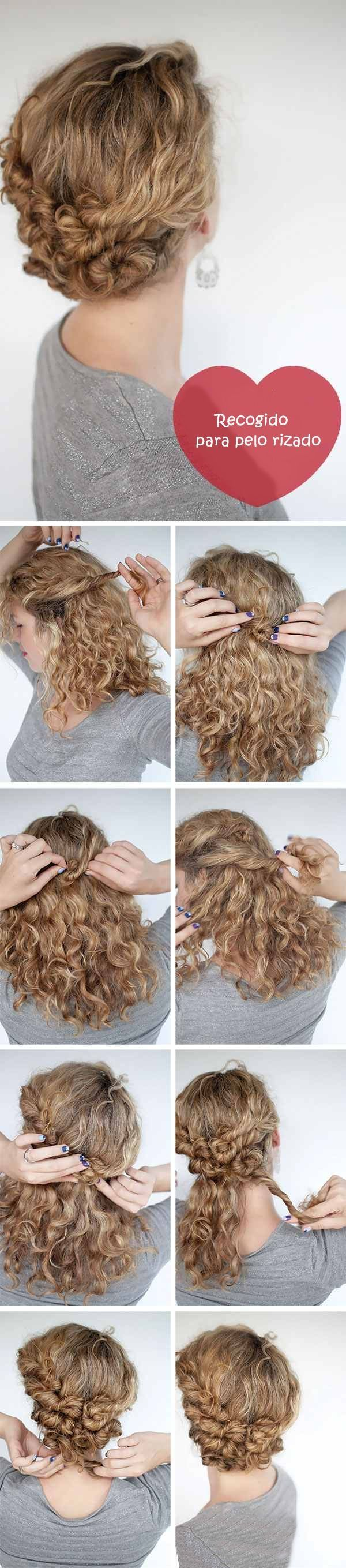 hairstyles for curly hair!