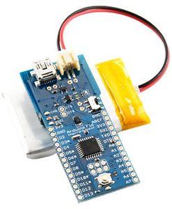 Digital iVision Labs!: Arduino Fio