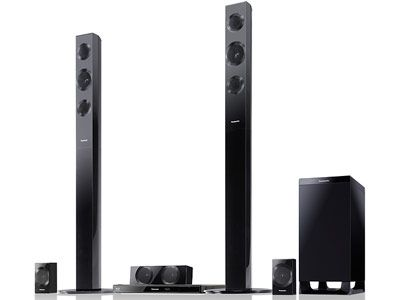 Panasonic SC-BTT490 - NEW! Full HD 3D Blu-ray Disc Home Theater SC-BTT490 - Overview