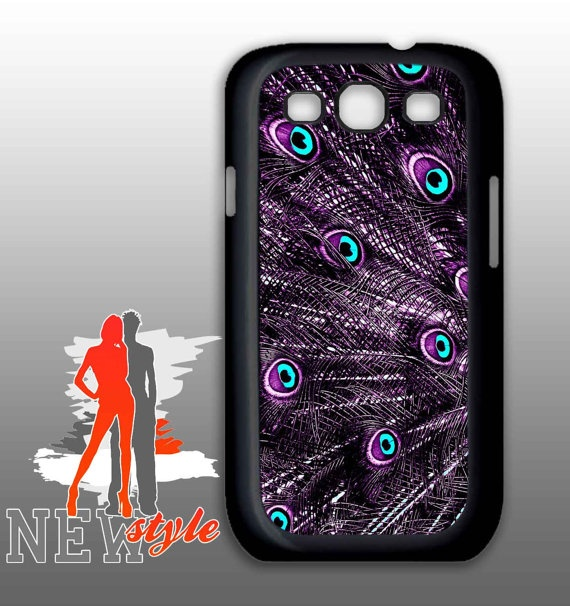 samsung galaxy  Peacock Feathers  samsung galaxy by NewStyleDesign, $16.50