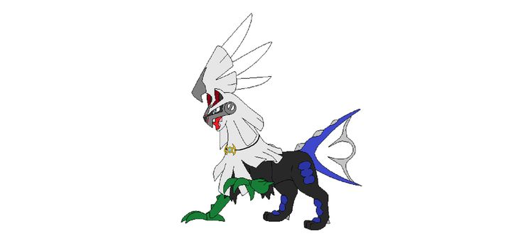 Nate Silver the Silvally by dragonwolf1598