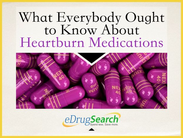What Everybody Ought to Know About Heartburn Medications