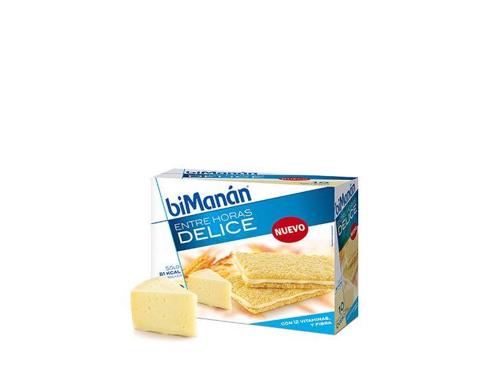 Crackers de Queso #biManánSustitutive