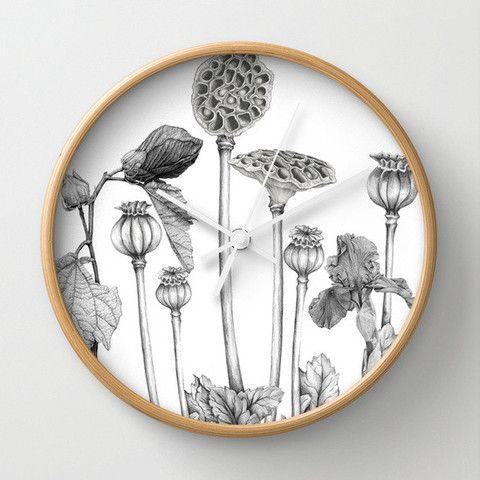 Cloud Nine Creative - Garen Series Wall Clock