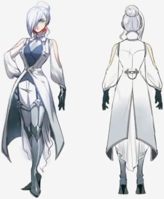 rwby season 3 winter schnee - Google Search