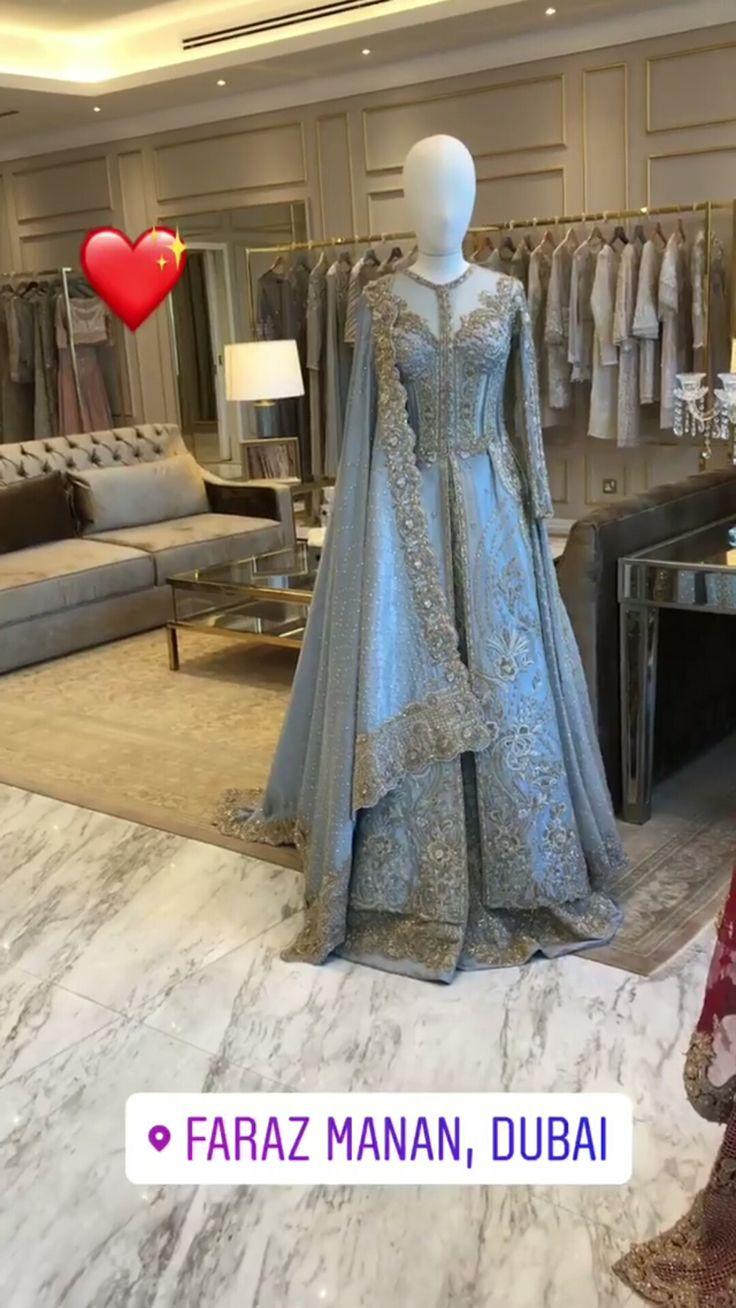 Faraz Manan boutique in Dubai