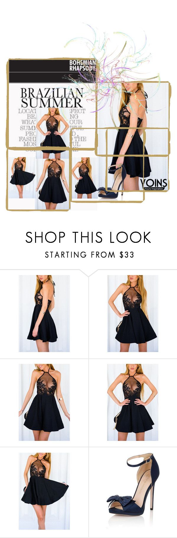 """""""Something new"""" by designed-by-me ❤ liked on Polyvore featuring Little Mistress, yoins and loveyoins"""