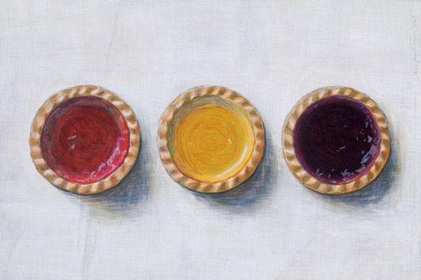 Grace Bonney tarts