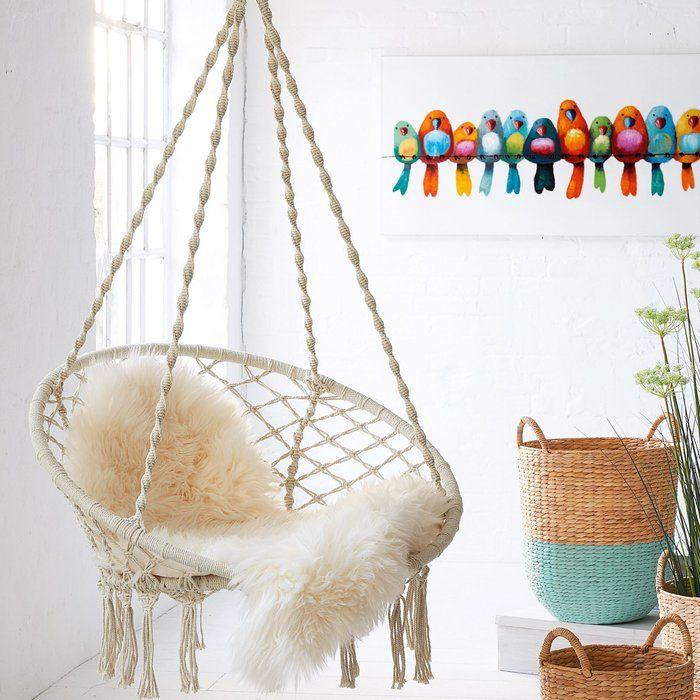 Hangesessel Nizza Mit Bildern Stuhl Schaukel Sessel Coole Stuhle
