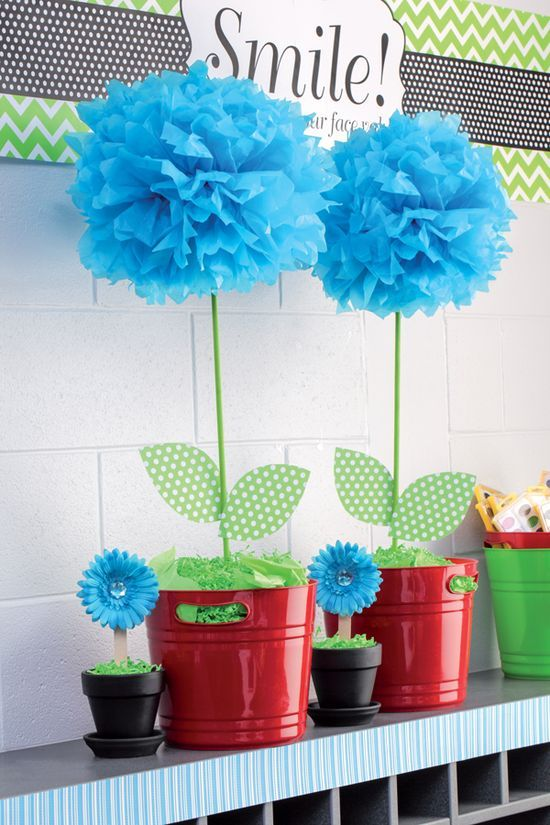 Classroom Decoration Cute : Best education garden theme classroom decor ideas