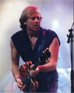 Justin Hayward of The Moody Blues although this photo just might keep me awake. All night.