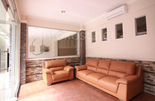 The Clover Residence's living room