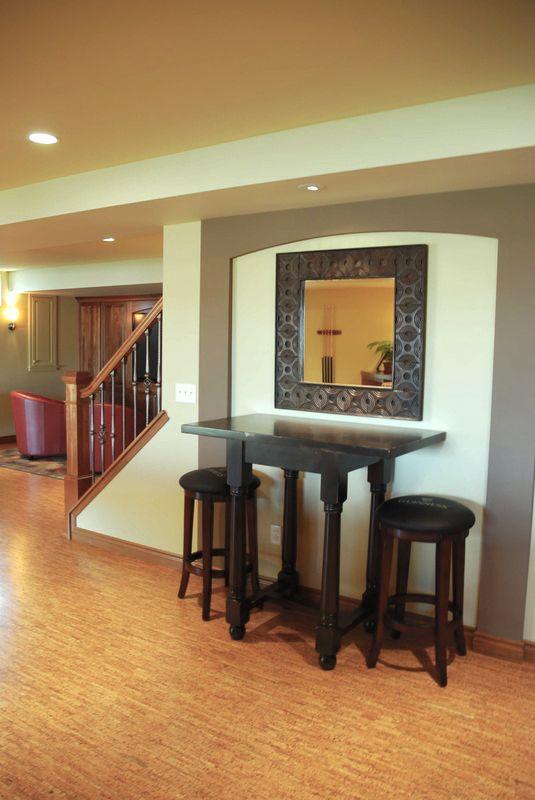 Best Basement Flooring The Warmest Basement Floor Covering Is