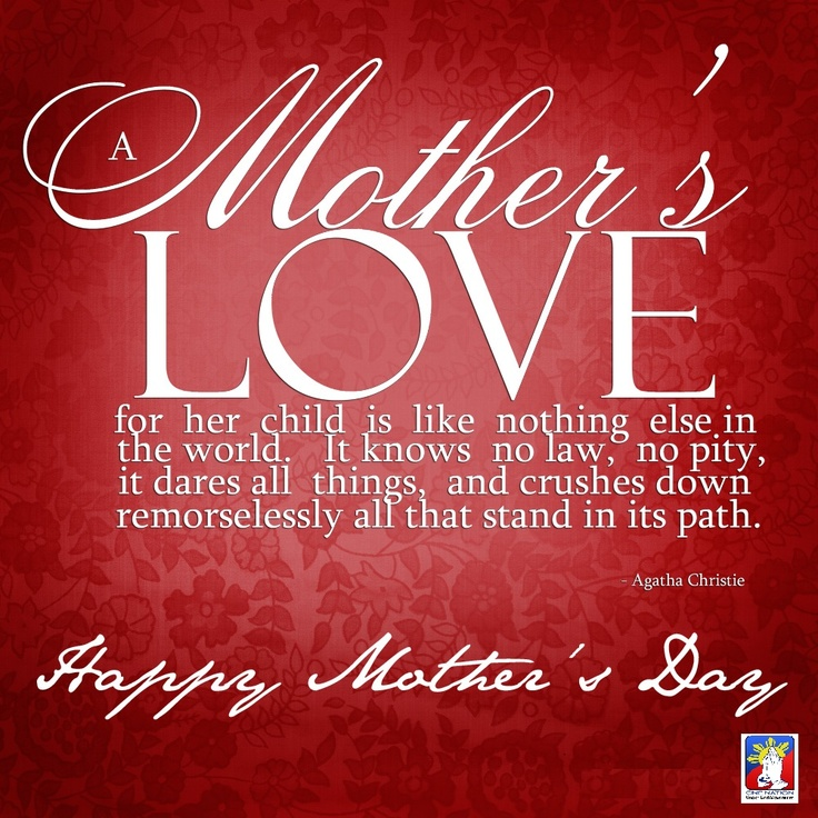 One Nation Under God Movement SALUTES all the mothers in the Philippines!  Happy Mother's Day to All of You!!!
