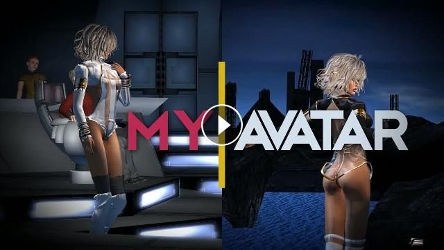 My Avatar for Second Life...