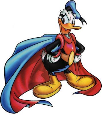 New Adventures: The Duck Avenger Forum + PKNA #31