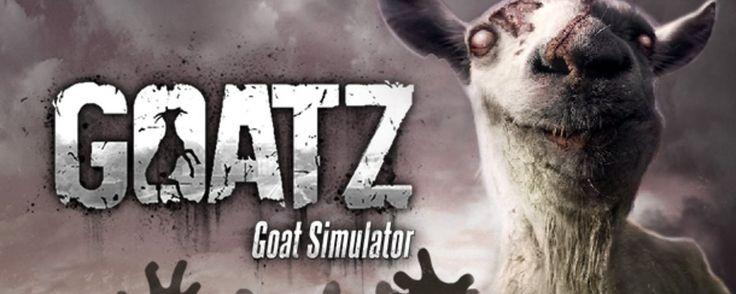 Expansão de Goat Simulator com zumbis está gratuita para celebrar Halloween - TecMundo Games