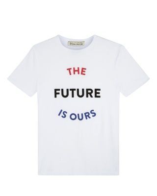 Être Cécile The Future Is Ours T-Shirt