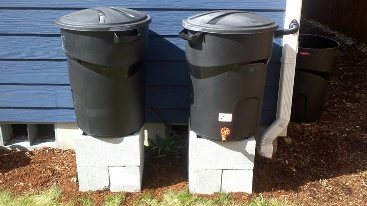 EarthMinded DIY Rain Barrel Diverter and Parts Kit. Makes ...