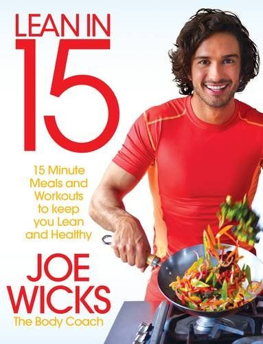 Lean in 15: 15 minute meals and workouts to keep you lean and healthy by Joe Wicks http://www.amazon.co.uk/dp/1509800662/ref=cm_sw_r_pi_dp_ro.Qvb18VYK67
