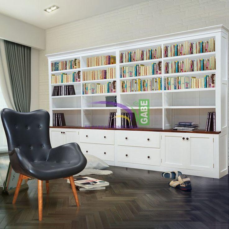 #cabinet as #bookshelves for your  #libraryroom #office or even #livingroom clean #design #handmade #teakwod #twotone color #gabeart production ,for more colletin visit www.gabeart.com #furniture #furnituretoday #handmadeproduction #indonesiancrafted
