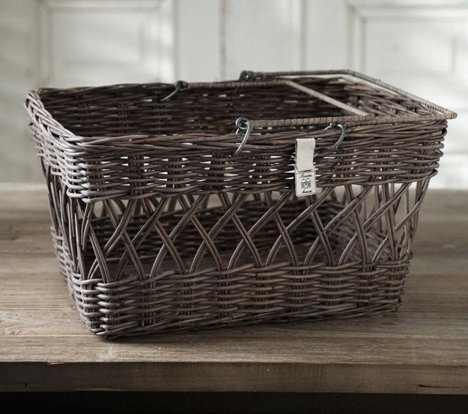 17 best images about baskets on pinterest cozy blankets bee skep and bread baskets - Wicker beehive basket ...