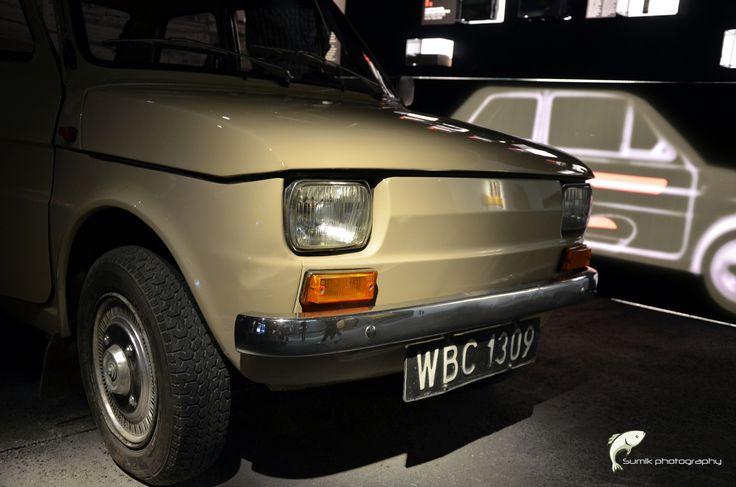 """Fiat 126p from Polish People's Republic by Przemysław """"Sumik"""" Sumisławski on 500px"""
