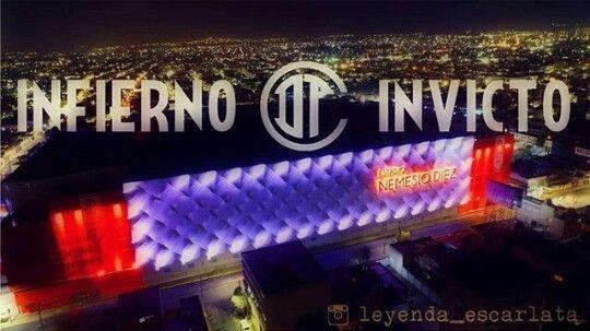 Estadio Nemesio Diez...