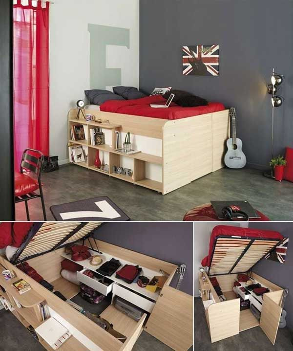 30 brilliant ideas for your bedroom space upraised beds bedroombed designshome
